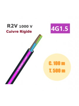 CABLE CR HO7RN-F 4G25