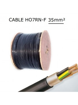 CABLE CUIVRE R2V 1X95