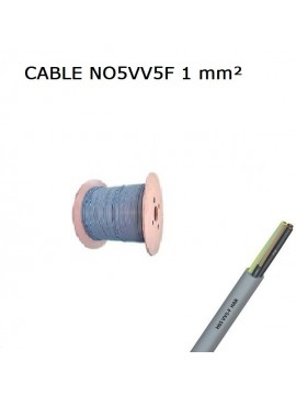 CABLE F/UTP 1X4P CAT6a 500