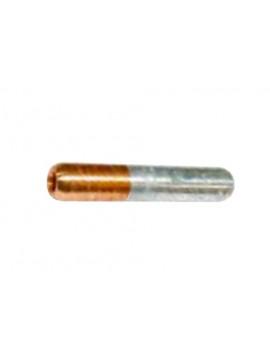 FICHE PLATE MALE 1,5 ou 2,5mm ou 6mm