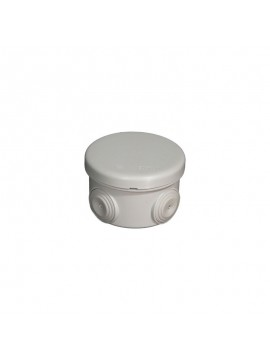 Boite Dérivation Ø80x40mm 960°C IP55/IK07