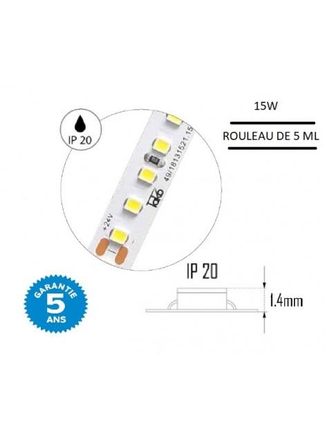 Etiquette Horizontale Flèche Gauche PMR DIN4811 CrystalWay 45