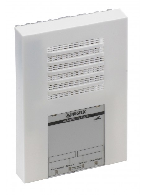 Bloc Autonome Alarme Lumineux (BAAL Ma) Etanche IP65